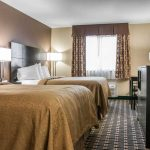 Quality Inn & Suites - Grand Rapids, MI - 2 Double Beds