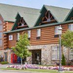 Rodeway Inn Suites Mackinaw - 1 front 1